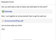 Gmail, meet Google Drive -- and behold 10GB file transfers | Education (Mainly Technology Related Stuff) | Scoop.it