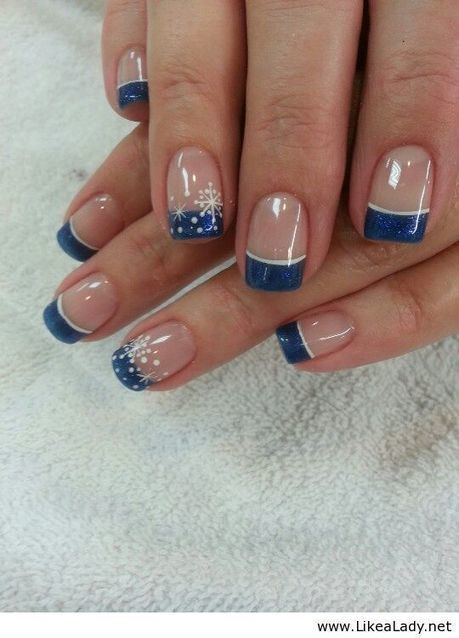 Christmas nails design 10 – Imagine | Fashion Home decor Tattoos Beauty Pictures | Scoop.it
