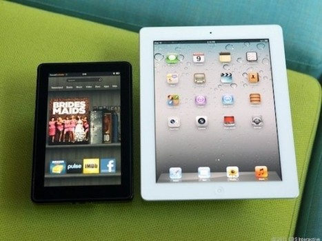 Spec-By-Spec Comparison: iPad vs. iPad Mini vs. Kindle Fire vs. Kindle Fire HD   Cult of Mac   Tech and Teaching in the 21C World   Scoop.it