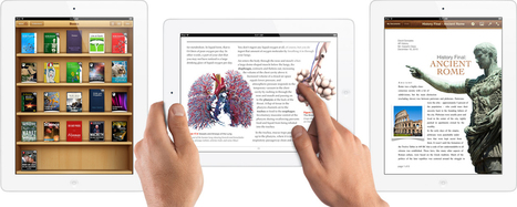 Apple (United Kingdom) - Education - iPad makes the perfect learning companion | new technology peter dawes | Scoop.it