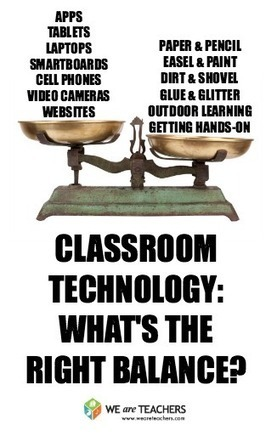How Much Is Too Much Classroom Technology? | Instructional Technology | Scoop.it