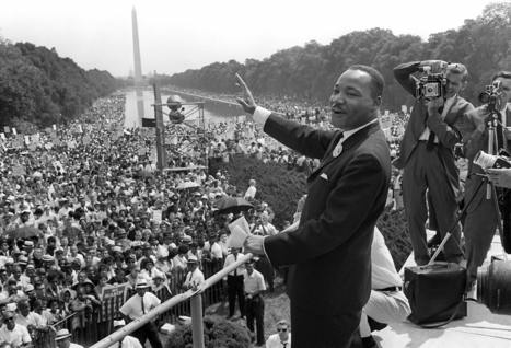 Why Is MLK's 'Dream' Speech Protected by Copyright? | Black History Month Resources | Scoop.it