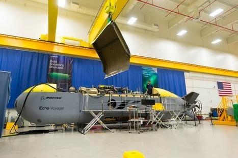Boeing unveils game-changing autonomous submarine | ScubaObsessed | Scoop.it