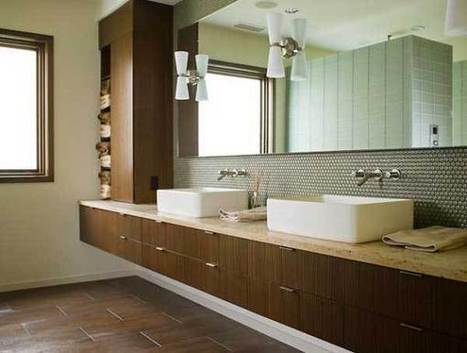 A Glance of Bathroom Mirrors | Home Design | Scoop.it