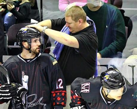 RiverKings Equipment Manager Retires from Hockey - Leecountycourier | Ethics in Sports - Trent, Shawn | Scoop.it