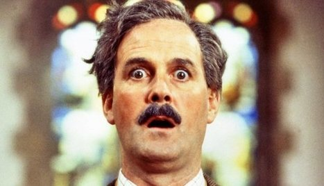 8 Lessons In Creativity From John Cleese | Creativity & Innovation - Interest Piques | Scoop.it