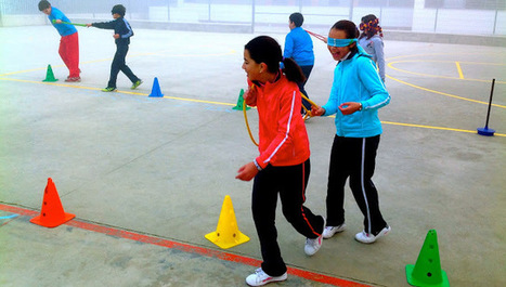 EL VALOR DE LA E.F.: LA DISCAPACIDAD Y LA EDUCACIÓN FÍSICA | educación, discapacidad y actividad fisica | Scoop.it