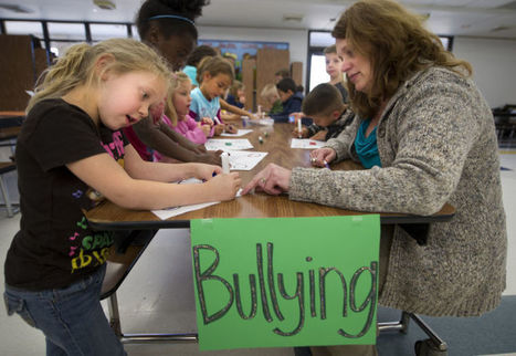 After-school program teaching kids to stop bullying - Bryan-College Station Eagle | Bullying and Cyberbullying | Scoop.it