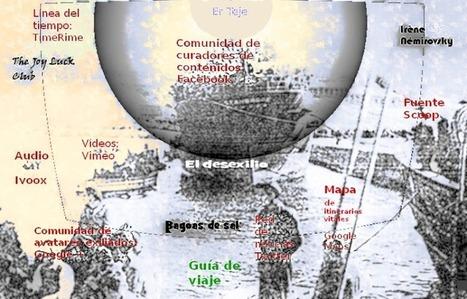 EL BARCO DEL EXILIO: La educación expandida hecha realidad   SocChng   Scoop.it