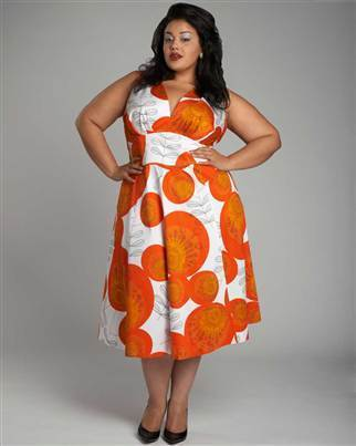 First plus-size designer label to show at New York Fashion Week - Sexy Balla | News Daily About Sexy Balla | Scoop.it