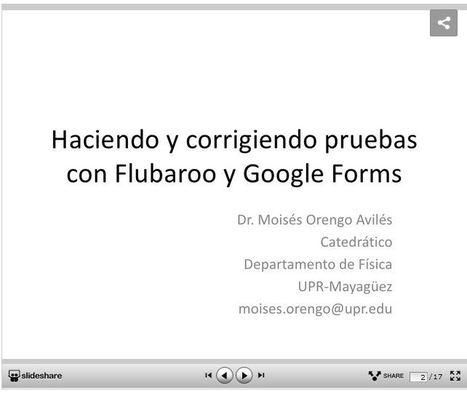 Autocorrección de pruebas con Formularios de Google y Flubaroo. Tutoriales | ESCUELA 2.5 | Scoop.it
