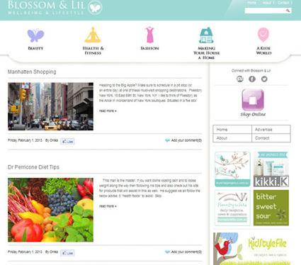 Website design and developmen | Inspirations Communication & Services | Scoop.it