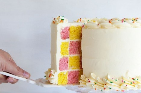 How to Make a Checkerboard Cake That Will Blow Your Guests' Minds | online film izle mkvfilm.com | Scoop.it