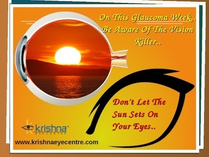 On this #GlaucomaWeek, Be aware of the sight killing #Glaucoma..<br/>Diagnose and&hellip; | Best Eye Hospital in Mumbai | Scoop.it