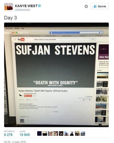 Kanye West affiche un onglet Pirate Bay sur une photo et devient la risée du Web | Sécurité Informatique | Scoop.it