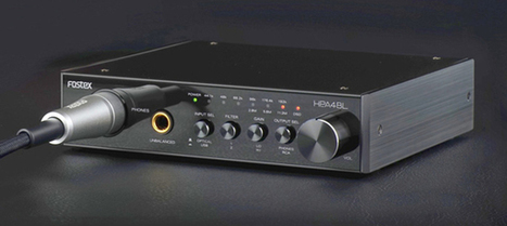 Fostex HP-A4BL : version symétrique d'un de nos préférés parmi les petits DAC/ampli casque audiophiles | ON-TopAudio | Scoop.it