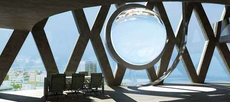 Rawlemon, une sphère solaire plus forte que les panneaux photovoltaïques | 2025, 2030, 2050 | Scoop.it