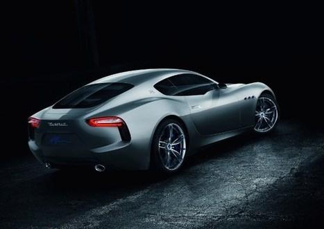 2014 Maserati Alfieri Concept - Commemorate the hundredth anniversary of automaker | modifycar.org | Scoop.it