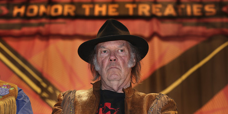 PMO Blasts 'Rock Star' Neil Young | The Blues | Scoop.it
