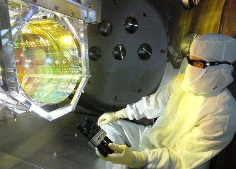 Advanced Ligo: Labs 'open their ears' to the cosmos - BBC News | Cosmology | Scoop.it