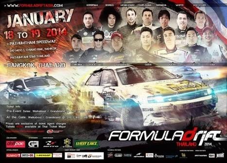 Formula DRIFT | Formula1 | Scoop.it