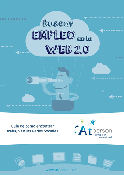 Empleo en la web 2.0 ebook | Atperson Formacion Blog | APRENDIZAJE | Scoop.it