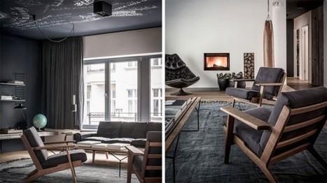 Berlin: un appartement très design   Decoration   Scoop.it