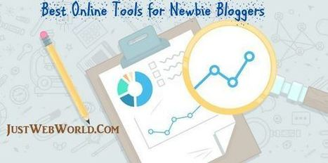 20 of the Best Online Tools for Newbie Bloggers | Linguagem Virtual | Scoop.it