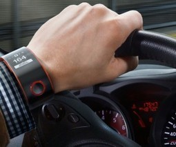 Nissan unveils the Nismo smartwatch, a wearable device to connect drivers to their cars | Technology | Scoop.it