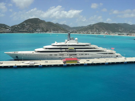 Top Ten Most Expensive Yachts in The World | My Dream Garage | Scoop.it