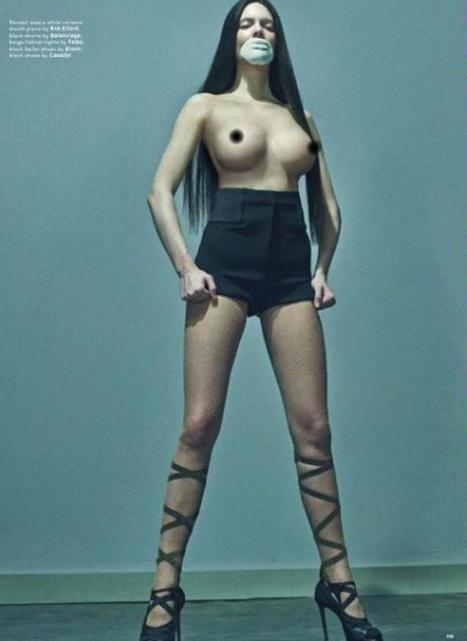 "Kendall Jenner Topless Photo | ""FOLLIEWOOD"" 
