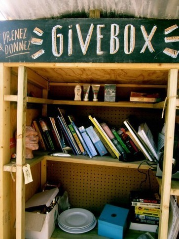 De Toronto à Montréal en passant par Berlin : les micro-bibliothèques de la rue – Marie D. Martel – Voir.ca | Trucs de bibliothécaires | Scoop.it