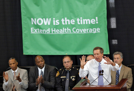 Kasich urges legislators to extend Medicaid this summer | Politics and Policy Ohio | Scoop.it
