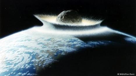 Zum Glück nur ein Streifschuss - www.dw.de | Astronomie | Scoop.it