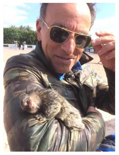 Les selfies de Bruce Springsteen approuvés par près de 70 % des fans - le blog Bruce Springsteen | Bruce Springsteen | Scoop.it