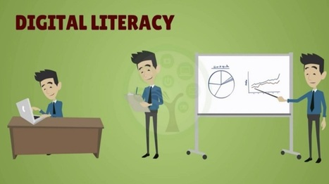 What is Digital Literacy? - EdTechReview™ (ETR) | EdTechReview | Scoop.it