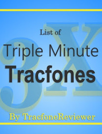 TracfoneReviewer: Tracfone Triple Minute Cell Phones   Tracfone Reviews and Promo Codes   Scoop.it