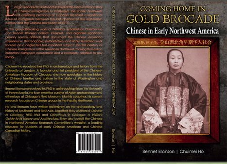 CINARC Books | Chinese American history | Scoop.it