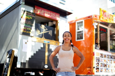 While on honeymoon in Belize woman discovers recipe for making chicken and now has won for Portland's Top 10 new food carts for 2013 | Virtual Administrator | Scoop.it