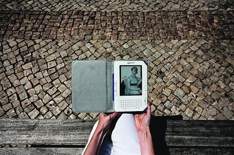 Na era da partilha online, a leitura continua a ser uma prática individual | Educommunication | Scoop.it