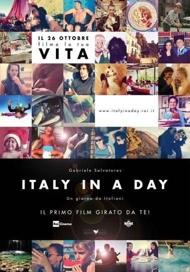 Italy in a Day: in un video social la vita di noi italiani   Digital Media Revolution   Scoop.it