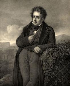 4 septembre 1768 naissance de François-René de Chateaubriand   Racines de l'Art   Scoop.it