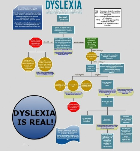 Infographic: Navigating the Special Education Process | Dyslexia Training Institute Blog | Dyslexia Awareness | Scoop.it