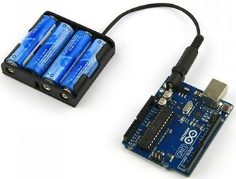 How to run an Arduino (clone) on (AA) batteries for over a year ... | Arduino, Netduino, Rasperry Pi! | Scoop.it