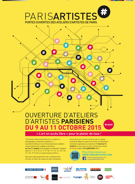 PARIS ARTISTES 2015 | Architecture Urban Design | Scoop.it