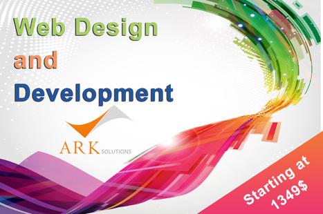 Website Development in Dubai | Web Development in Dubai | Ark Solutions | Scoop.it
