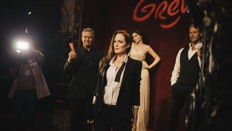 Angelina Jolie fait son entrée au musée Grévin | Ce qui se dit sur le(s) musée(s) Grévin...... | Scoop.it