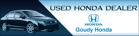 The best place for Used Cars Honda Accord in Los Angeles is Goudy Honda | Goudy honda | Scoop.it