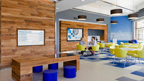 The Doctor's Office Of The Future: Coffeeshop, Apple Store, And Fitness Center | From Health Care to Health | Scoop.it