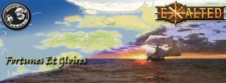 «Fortunes et Gloires» GN dans le monde d'Exalted   Grandeur Nature   Scoop.it